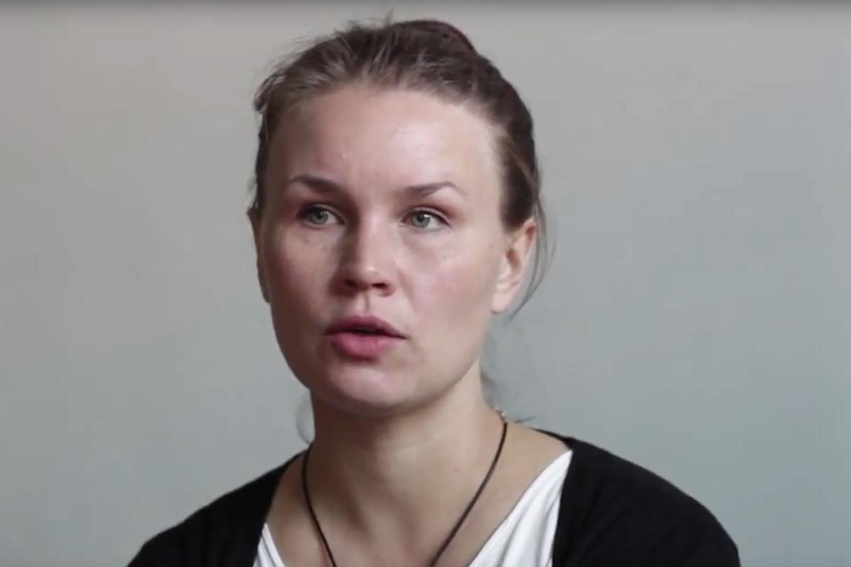Reija  Tapaninen   Being An Artist